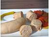 Boudin blanc de porc basque sous vide