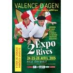 Le Pays Basque débarque à l'Expo-2-Rives, à Valence d'Agen (82)