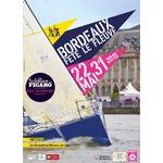 """Bordeaux et Pierre Oteiza """"Fête le Fleuve"""" du 22 au 31 mai"""