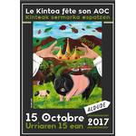 LE KINTOA FÊTE SON AOC LE 15 OCTOBRE 2017