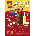 18-19 Novembre 2017 : Salon des Coqs d'Or - Paris 14ème