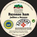 LOGO BAYONNE HAM