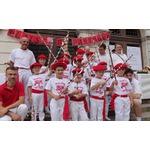 Tous en rouge et blanc pour les Fêtes de Bayonne
