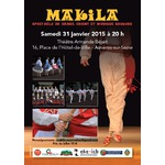 Spectacle de danse, chant et musique basques à Paris
