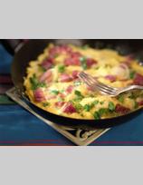 Recette d'omelette au piment