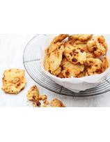 Cookies au chorizo des Aldudes
