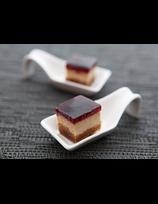 Foie gras façon cheesecake à la Pika Gorri