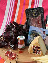 Paniers gourmands & Idées cadeaux