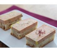 Foie gras de canard entier mi-cuit sous vide