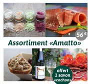 "Assortiment ""Amatto"""
