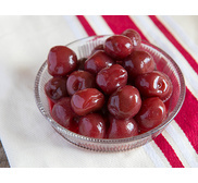 Cherries with vinegar