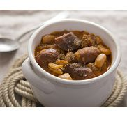 Manech (lamb) Cassoulet 840g (tin)