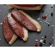 smocked duck breast