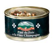 Pâté de foie à la fine Champagne 125 g