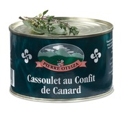 Duck confit Cassoulet 420g (tin)