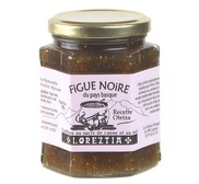Fig marmelade with cane sugar and honey 300g (jar)