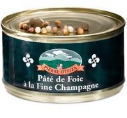 Pâté de foie à la fine Champagne 190 g