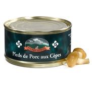 Pieds de Porc Basque aux cèpes