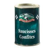 Saucisses Confites BM 400g