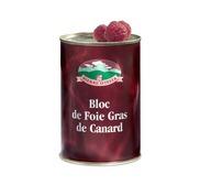 Bloc de foie gras de canard 120 g