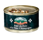 Fine Champagne liver paté