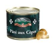 Paté with cep