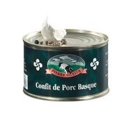 Basque pork confit 800g (tin)