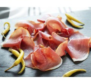 Scliced Ham from Les Aldudes Valley under vaccum 250G