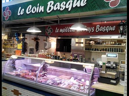 Le Coin Basque au Marché