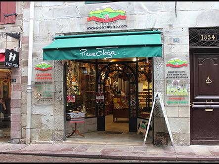 jean pied de port oteiza vente en ligne de produits basques