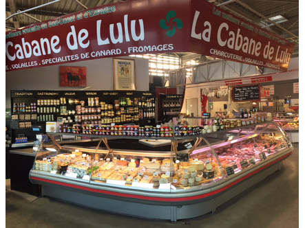 La Cabane de Lulu au marché