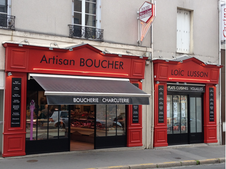 Boucherie LUSSON