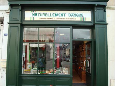 Naturellement Basque - Boutique et Marchés