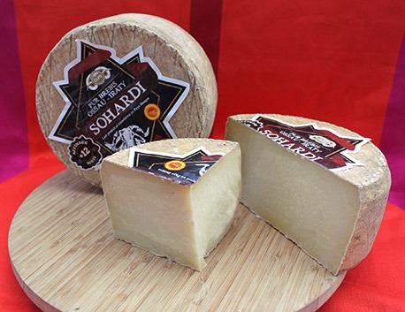 Fromage de brebis basque Sohardi AOP Ossau-Iraty