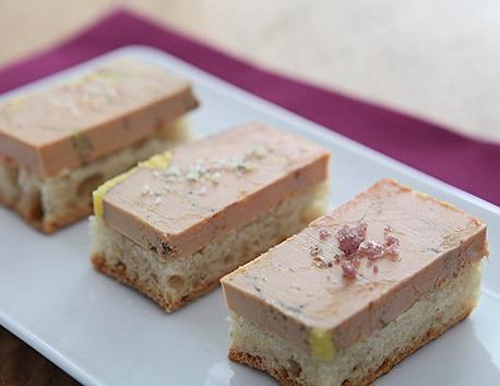 Foie gras de canard entier mi-cuit du Sud Ouest sous vide
