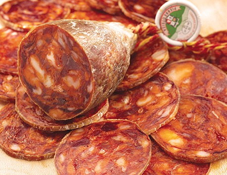 Chorizo from Les Aldudes