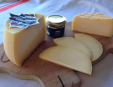 Fromage de vache basque Sohardi