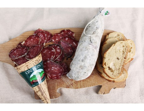 """Dried sausage from """"Les Aldudes Valley"""""""