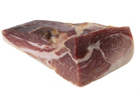 1/4 Jambon du Kintoa AOC (issu du porc de race basque) désossé s/vide