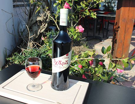 Txapa, apéritif basque de la Maison Brana