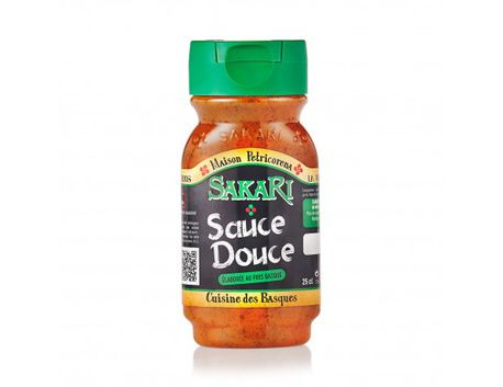 Sakari sauce basque douce