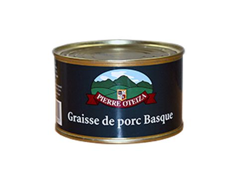 Graisse de porc basque BM 350g