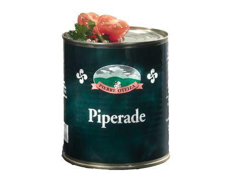 Piperade 2,1 kg POUR 10 PERSONNES