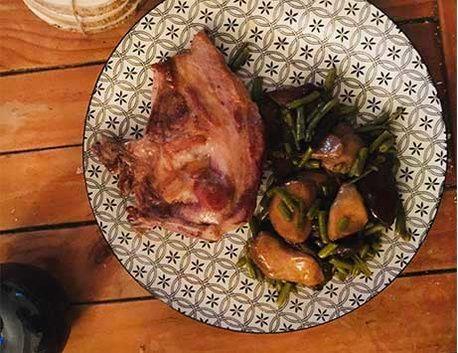 Côtes de porc de Kintoa AOP - 1kg