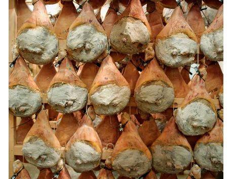 Jambon de la Vallée des Aldudes à l'os affinage 14 mois