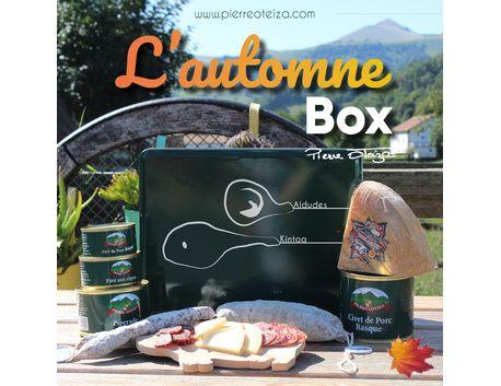 Coffret Automne Box