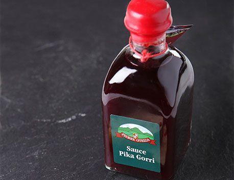 Sauce Pika Gorri