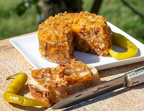 Porc Basque en gelée 190 g