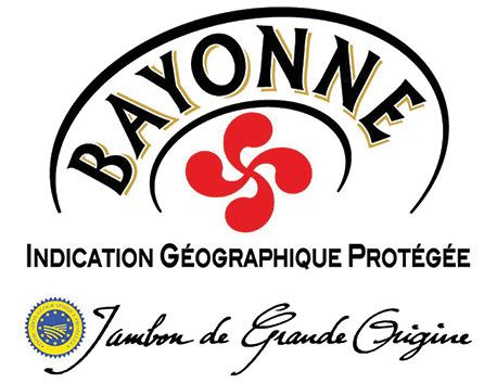Jambon de Bayonne IGP tranché 250g