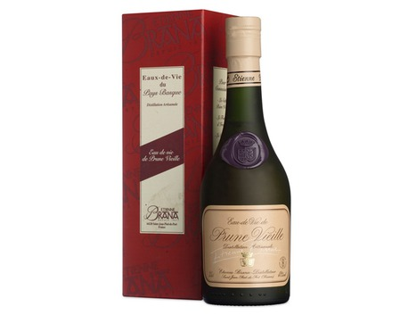 Brana old plum brandy  35cl
